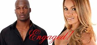 Chad Ochocinco and Evelyn Lozada tie the knot!