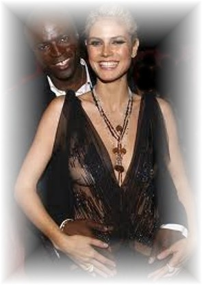 Heidi Klum and Seal announce their separation.