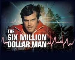 The Six Million Dollar Man on Blackbiter.com.