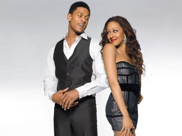 The Game's Tia Mowry & Pooch Hall