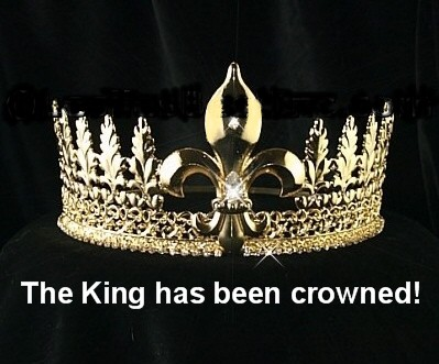 LeBron James earns his crown!