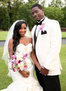 "Antonia ""Toya"" Carter weds Mickey ""Memphitz"" Wright Jr."