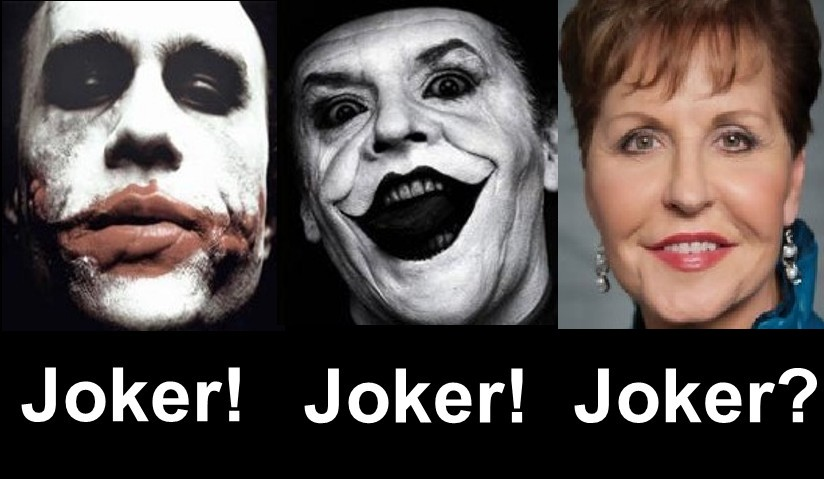 Joyce Meyer has a new look!