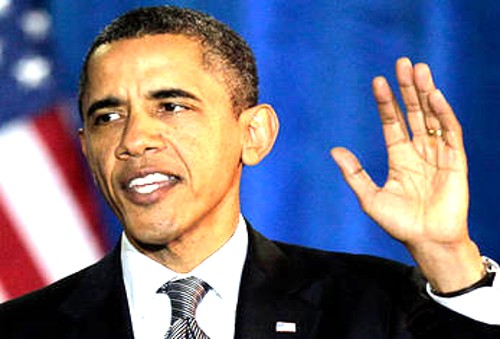 Presdient Obama addresses the nation.