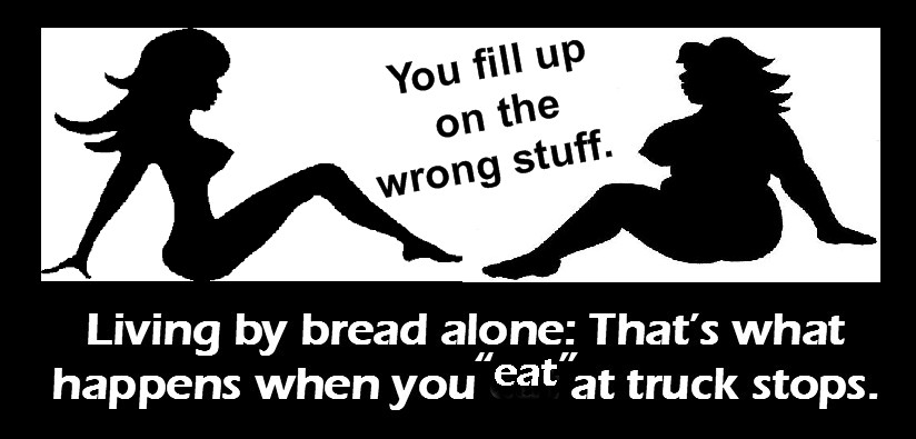 Man should not live by bread alone. He needs wisdom.