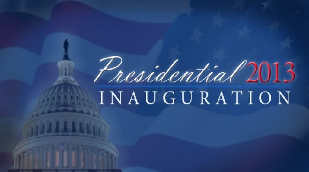The Second Presidential Inauguration of Barack H. Obama
