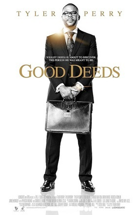 Tyler Perry is Mr. Good Deeds.