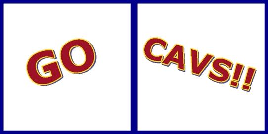 Go-Cavs-Go!!