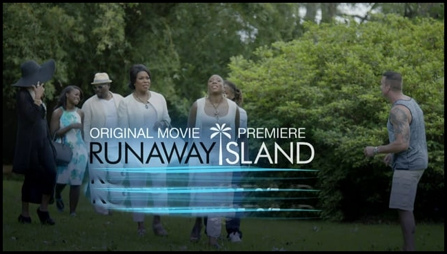 Runaway-Island-TV-One-original-movie