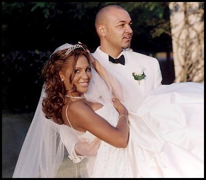 Happier times for Toni Braxton and Keri Lewis