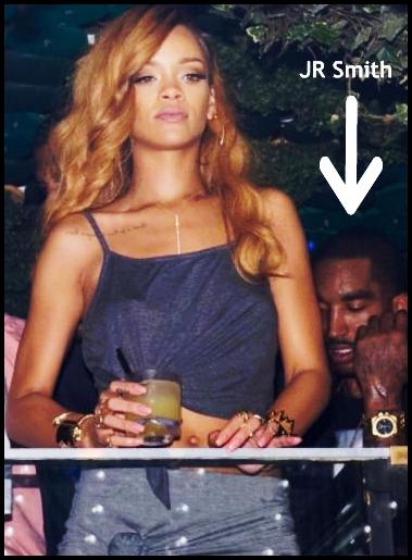 Rihanna-J-R-Smith